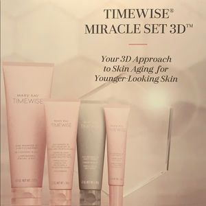 MARY KAY TIMEWISE COMPLETE MIRACLE SET normal/dry